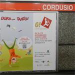 the van realizza la campagna affissioni per G! come Giocare