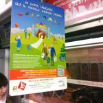 The Van per G! come Giocare - ballerina su tram