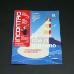 Incontro Magazine: il nuovo volto della rivista per la comunicazione interna di Compass