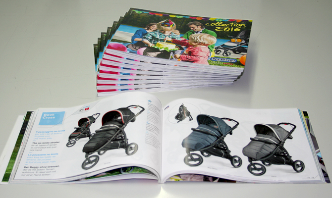 Peg Perego, Catalogo 2016