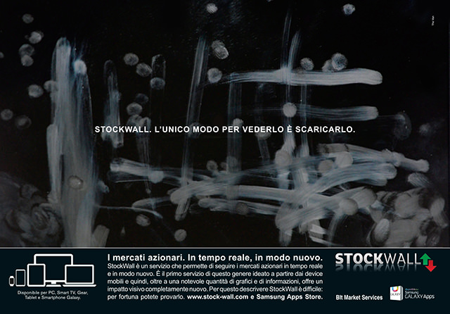 La campagna Stockwall
