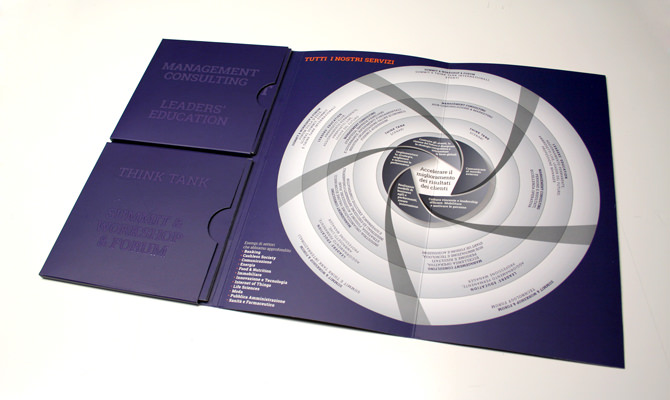 Interno brochure