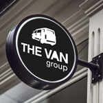 Logo Design - The Van Group